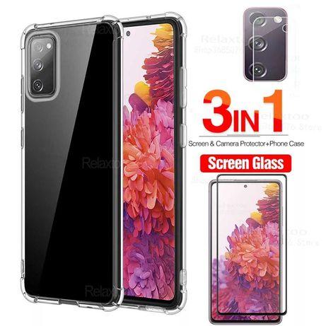 Conjunto Samsung S21/ S21 plus/Ultra