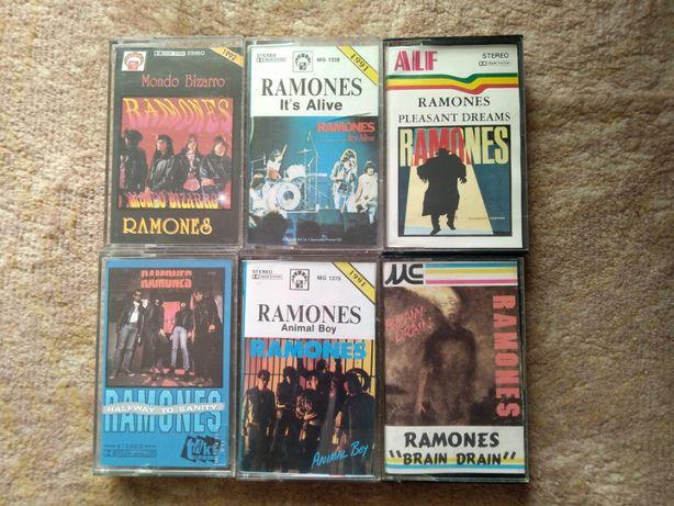 The Ramones Kasety magnetofonowe