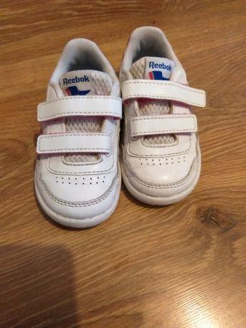 Dziecięce buty firmy Reebok