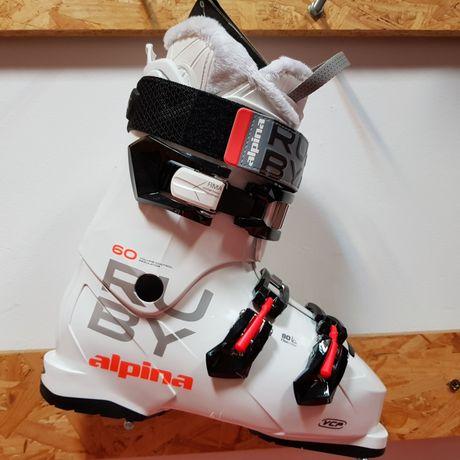 ALPINA RUBY60 Kobiece Buty narciarskie zjazdowe damskie