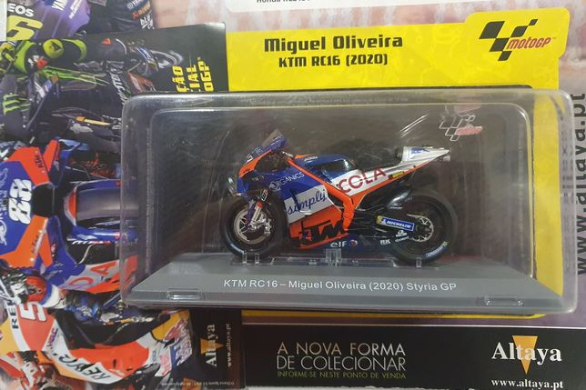 Mota Miguel Oliveira KTM RC16