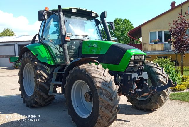 Deutz Farh Agrotron TTV 1190