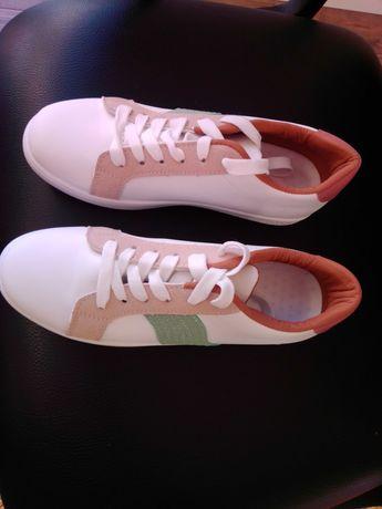 Ténis sapatilhas novos número 38