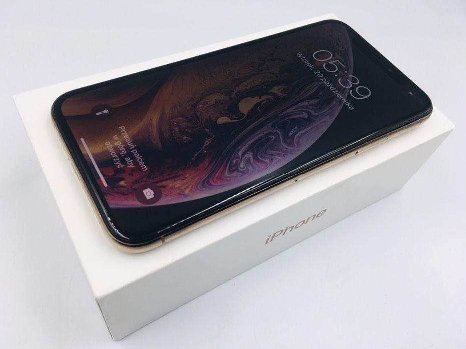 iPhone XS 64GB GOLD • PROMOCJA • GWARANCJA 1 MSC • AppleCentrum Wrocław - image 1