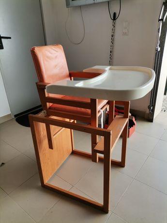Cadeira de bebé multifunções