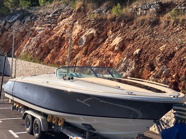 Chris Craft Corsair 32 Jacht Lodz Motorowka