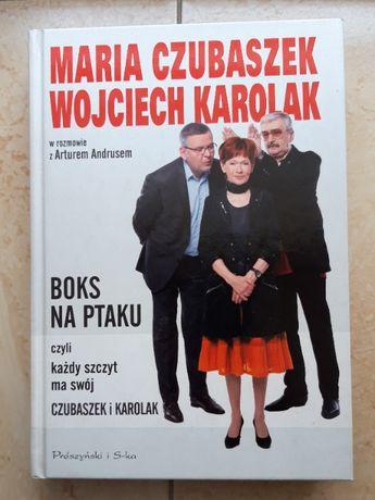 Boks na patyku - Artur Andrus, Maria Czubaszek , Wojciech Karolak