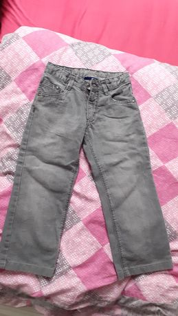 Spodnie  jeansy dla chłopca