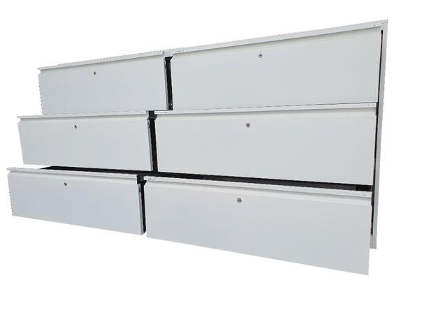 Komoda 200x101x45 cm z 8 szufladami  stół warsztatowy