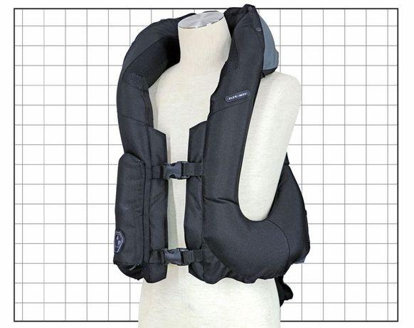 Colete de proteção airbag