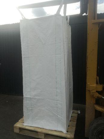 Worki Big Bag Używane rozmiar 95/95/245cm do pyłów trocin Przemiałów