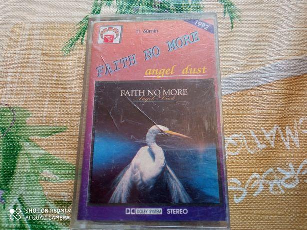 Faith No More. Kaseta magnetofonowa