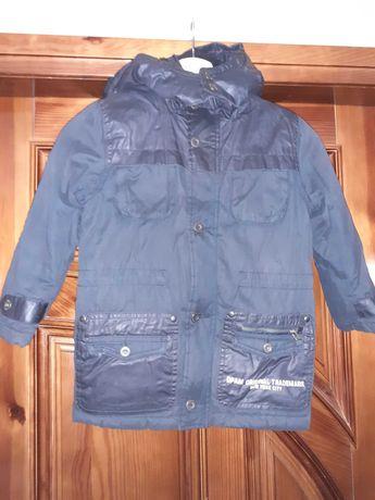 Куртка(парка) зима 108см