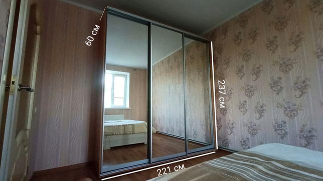 Трёх-створчатый Шкаф для Одежды