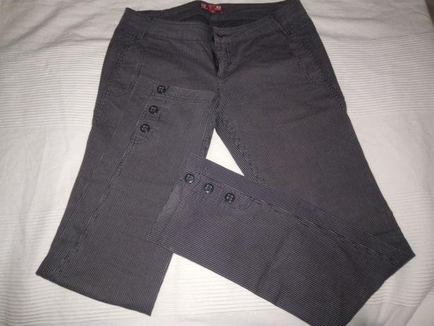 Spodnie crop
