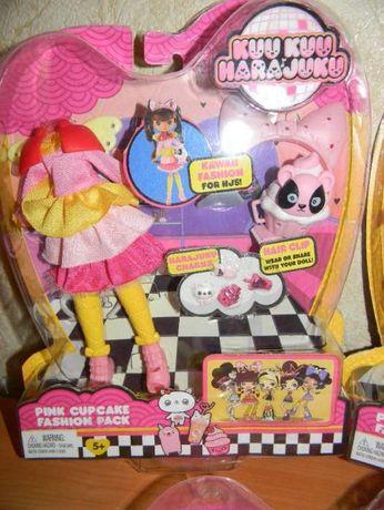 """Набор одежды для кукол """"Розовый Кекс"""". Оригинал. Подходит для барби"""