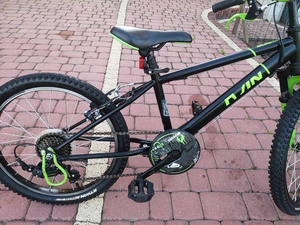 Rower dziecięcy młodzieżowy B-twin 20 cali