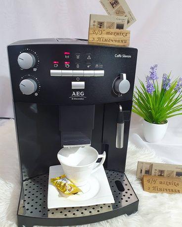 кофемашинка AEG.стан гарний