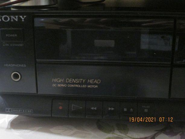 Magnetofon Sony