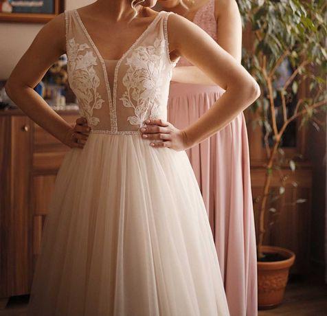 Suknia ślubna Herms Bridal model Coco, rozm. 38