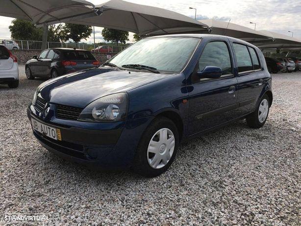 Renault Clio 1.2 16V AUTOMÁTICO