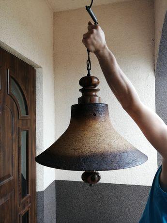 Lampa stylowa sufitowa