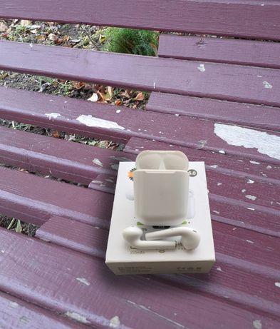 Беспроводны Apple Airpods H1 Bluetooth блютуз наушники