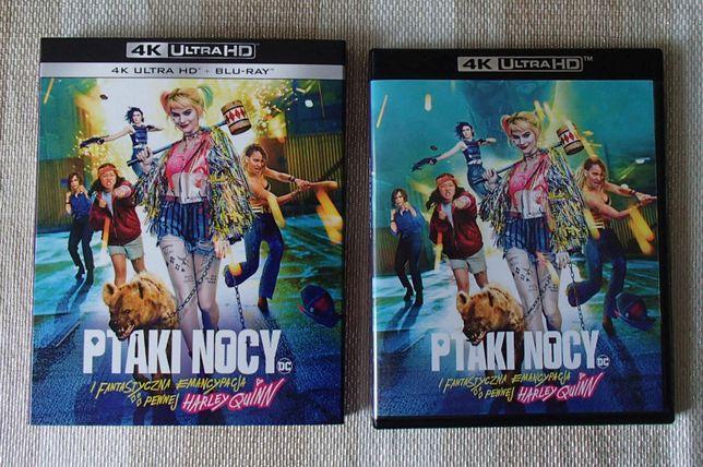 Ptaki Nocy - Harley Quinn - Blu-ray 4K UHD Polskie wydanie
