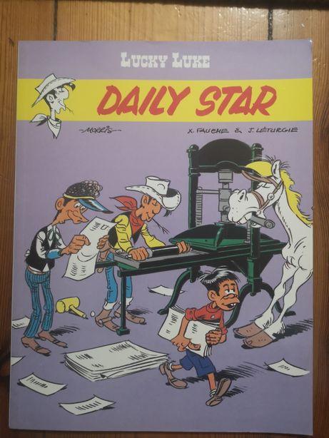Komiks pt. Lucky Luke Daily Star tom 53