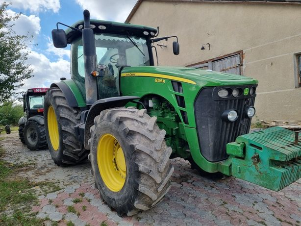 трактор john deere  8295r  ПДВ