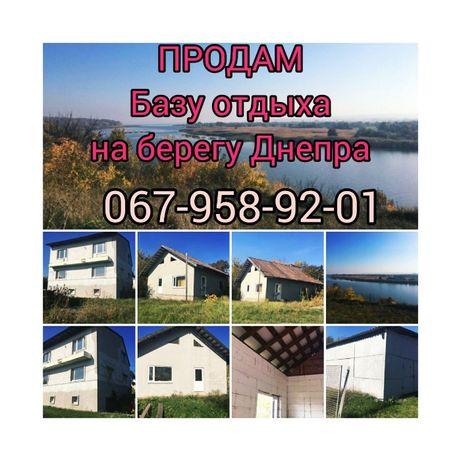 База отдыха на берегу Днепра olgl
