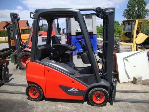wózek widłowy LINDE H14T-01 2007R MODEL 391 LPG