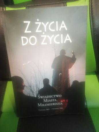 Książka Z życia do życia Świadectwo miasta miłosierdzia Okazja