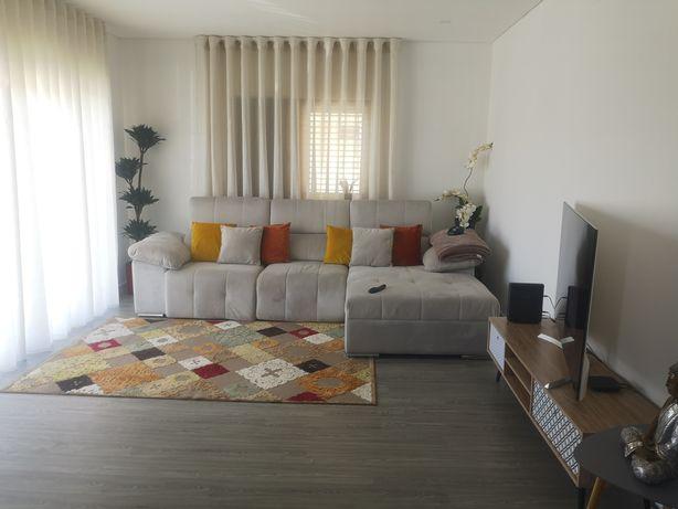 Sofa com chaiselong