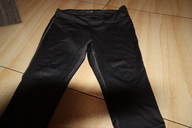 getry, legginsy 3/4 rozmiar 42, F&F