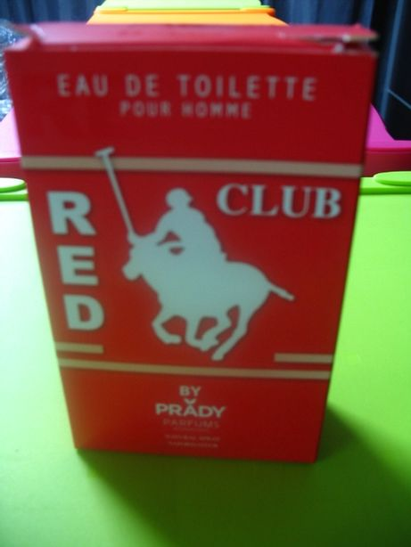 Vaporisador – Red Club (100 ml)