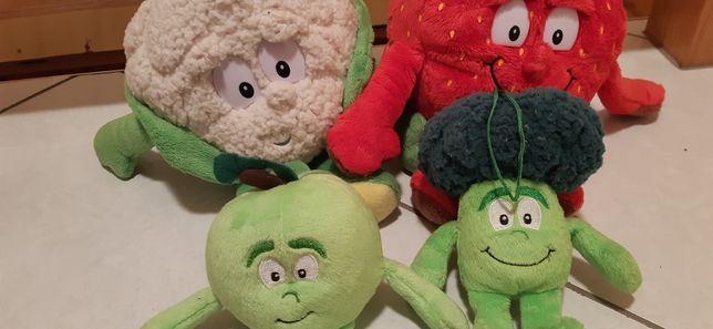 Pluszaki warzywa