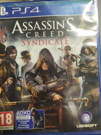 Assassin's Creed Syndicate na PS4