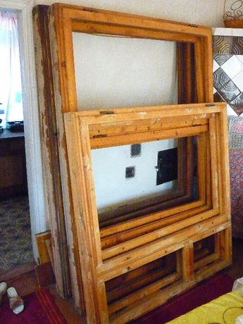 Продам новые деревянные оконные блоки