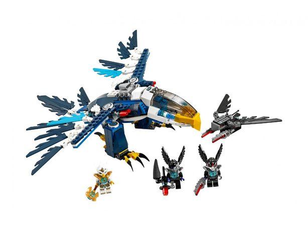 Klocki LEGO 70003 Legends of Chima Orzeł Erisa