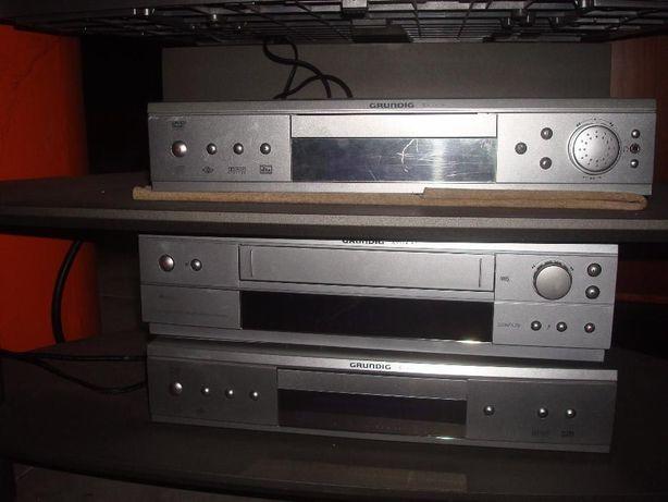 Video gravador 6 cabeças