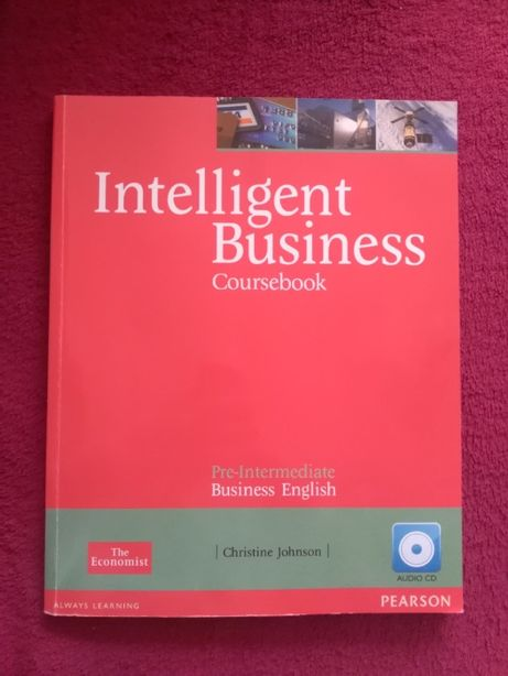 Intelligent Business Coursebook + Style guide + 2 płyty CD