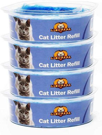Wkłady do kuwety dla kotów do systemu usuwania wiader