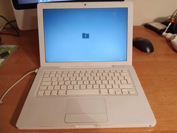 Macbook 13 cali A1181, 4 GB RAM, zasilacz