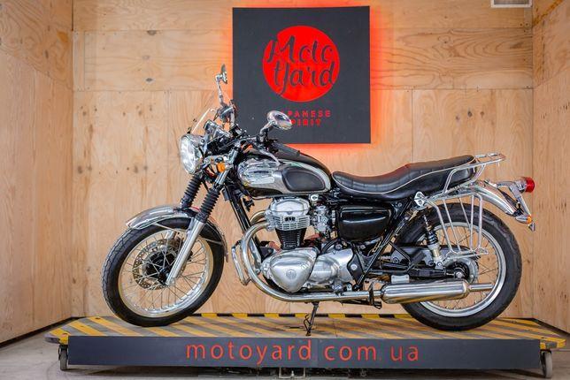 Продам Kawasaki W650 с Японского мото магазина