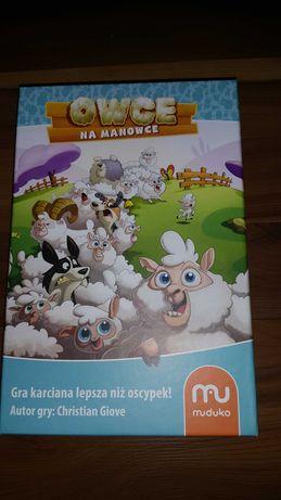 Owce na manowce gra planszowa 6+