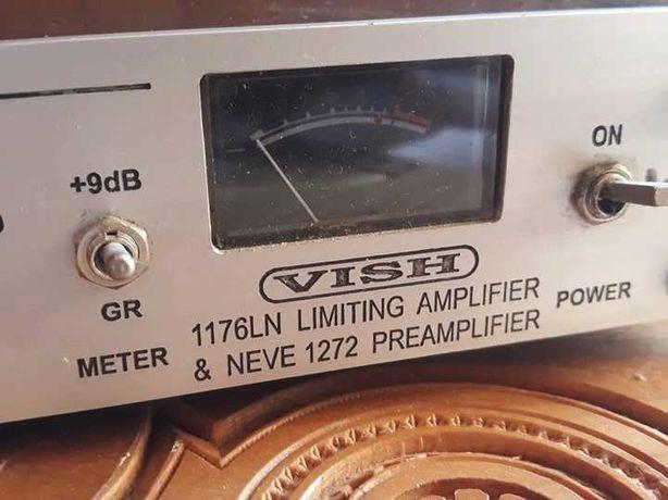 Преамп-компрессор UREI 1176+ NEVE 1272 мастеровой British Mode