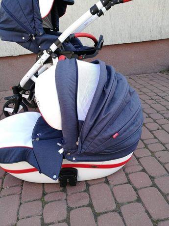 Wózek Adamex Vicco 2w1 gratisy