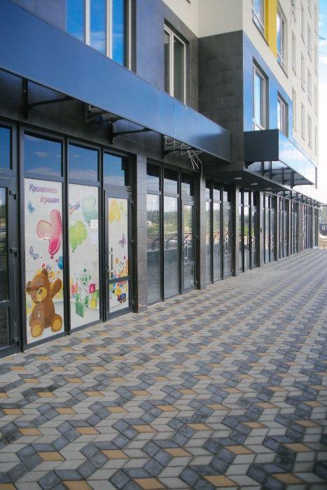 Продаж великого комерційного приміщення 157 м2 в ЖК Green Side Ирпень - изображение 1