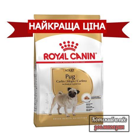 Сухой корм Royal Canin Pug Adult для мопсов 3кг